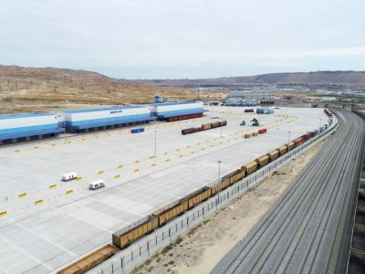 Absheron Logistics Center